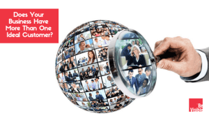 globe_with_people_and_magnifying_glass,_how_to_identify_your_ideal_customer_be_visible