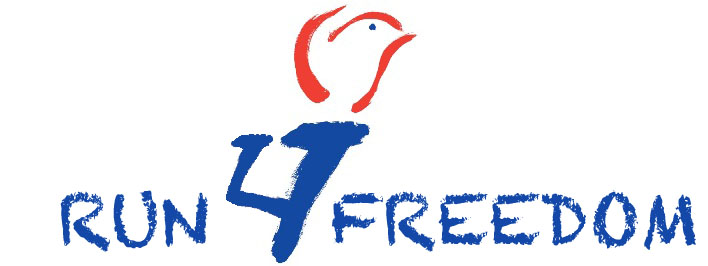 Logo RUN4FREEDOM