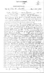 Archives Document