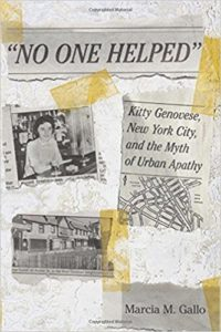 """No One Helped"" by Marcia Gallo, book review"