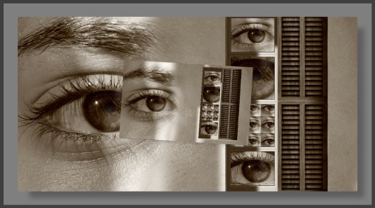 Eyes and Perception of the Word