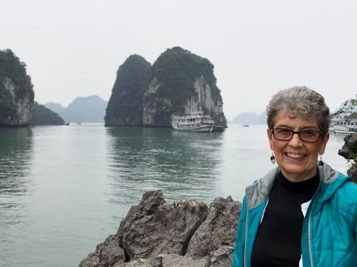 Halong Bay, Bev Scott Author