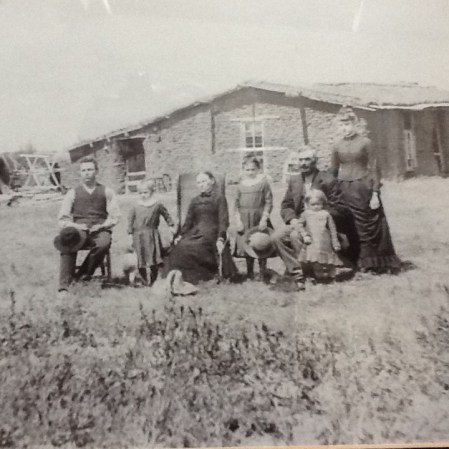 Sod house Bev Scott Author