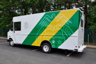 Northern Virginia Community College Truck