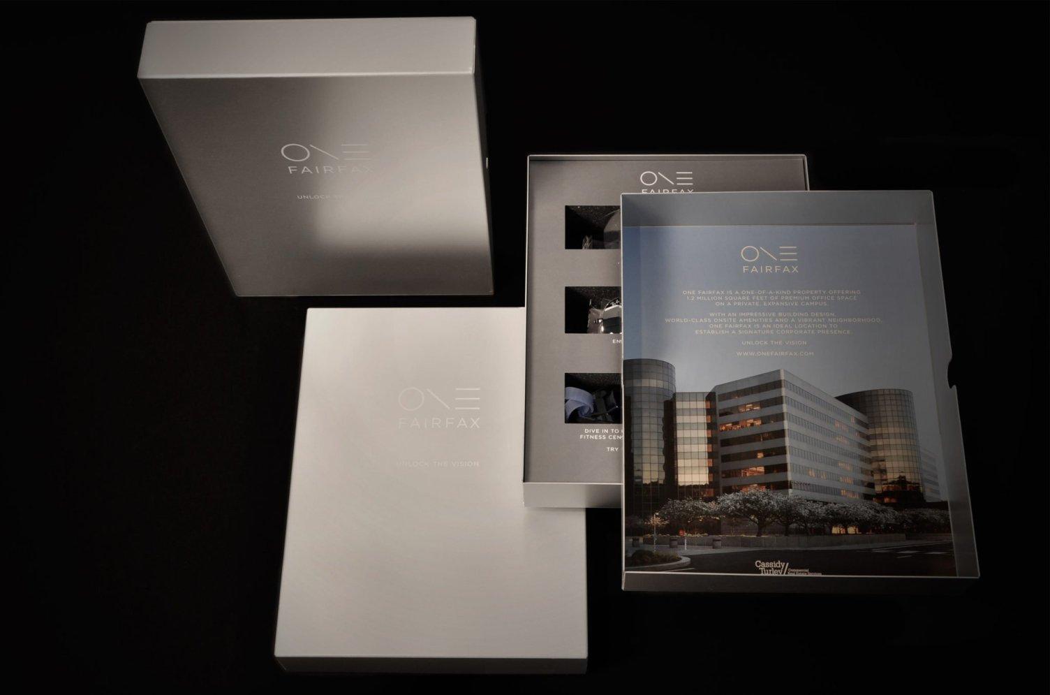 One Fairfax Print Materials