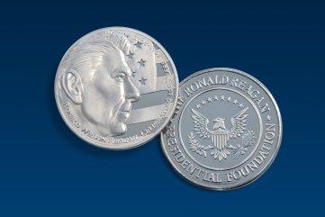 Ronald Reagan Coins
