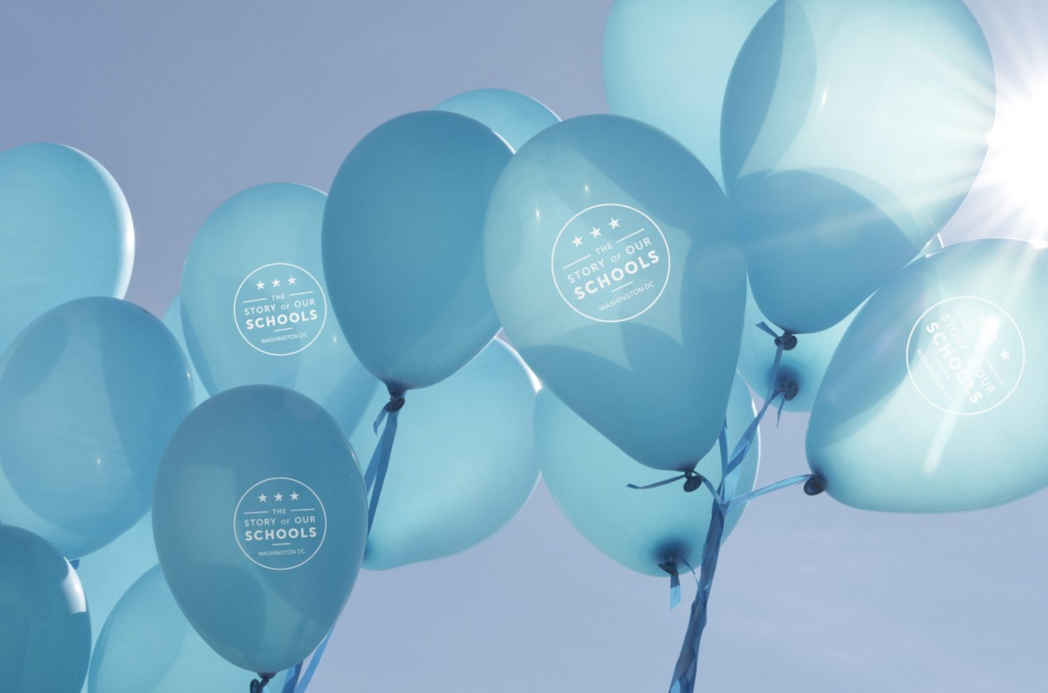 Story of Our Schools Balloons