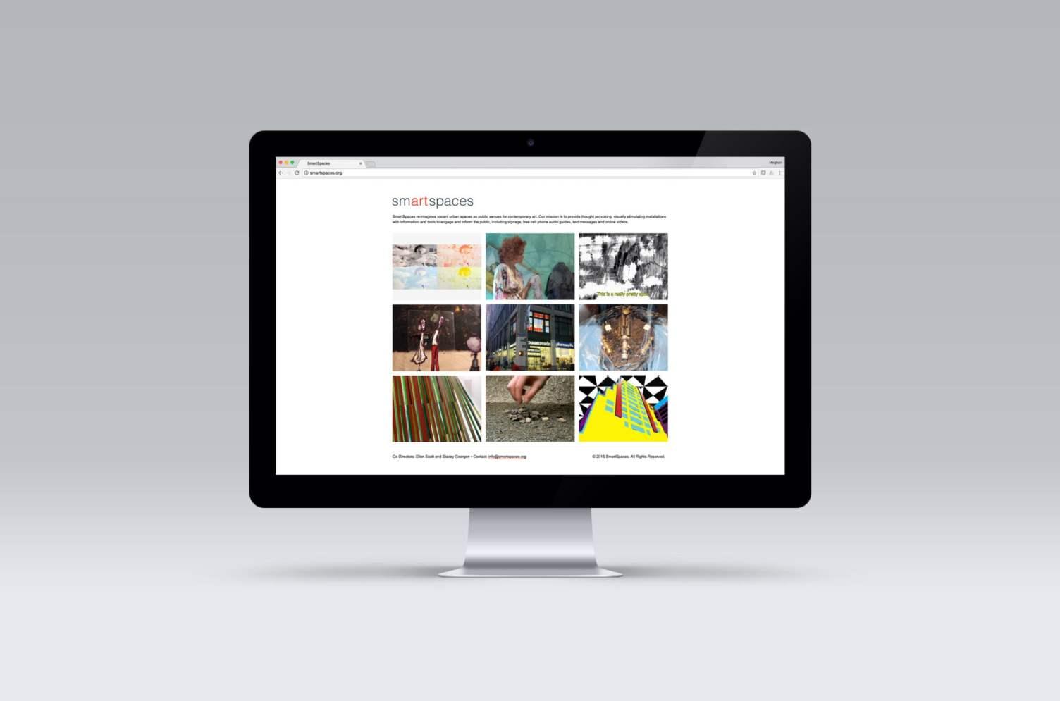 SmartSpaces Website