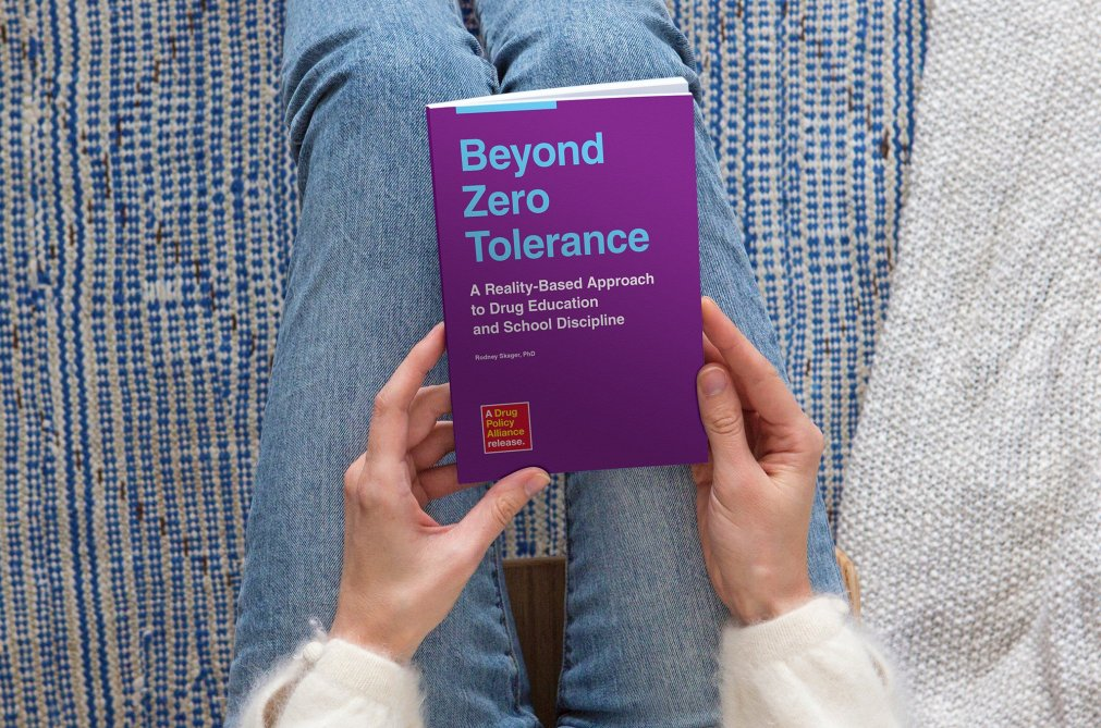 Drug Policy Alliance Beyond Zero Tolerance Book