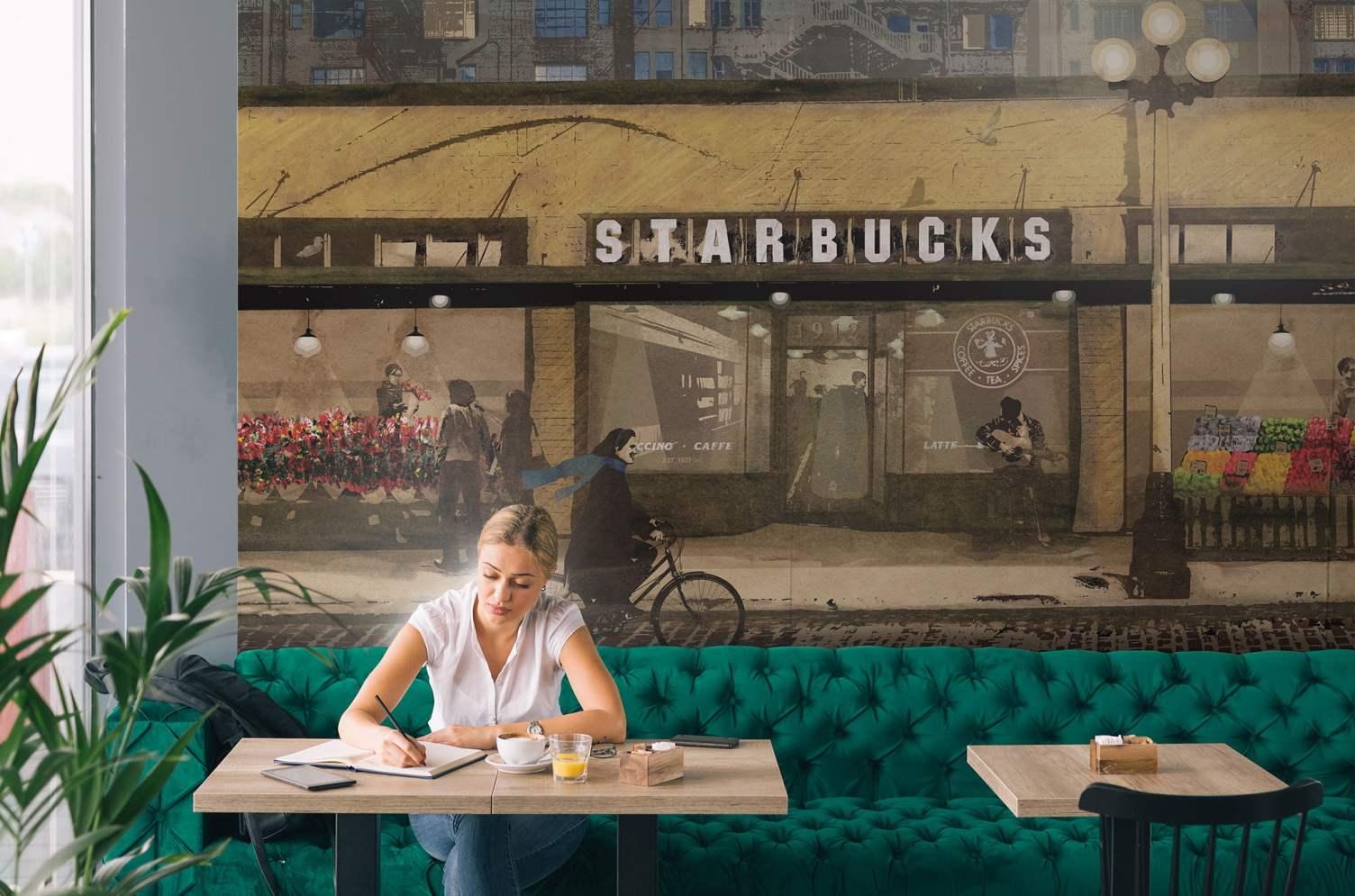 Starbucks » Beveridge Seay