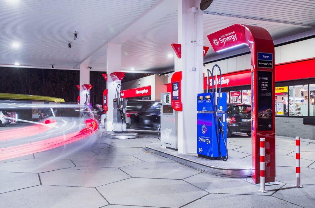 ExxonMobil Synergy Forecourt