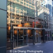 Time Warner Building. Photo by Lia Chang