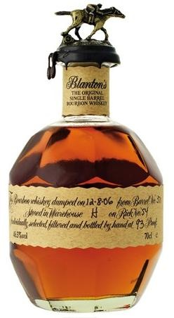 blantons single barrel bourbon