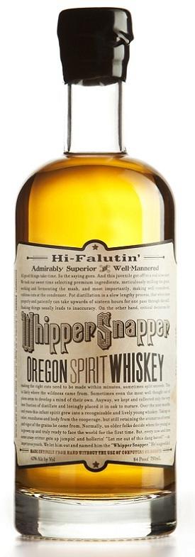 whipper snapper oregon whiskey