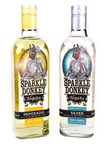 sparkle donkey tequila