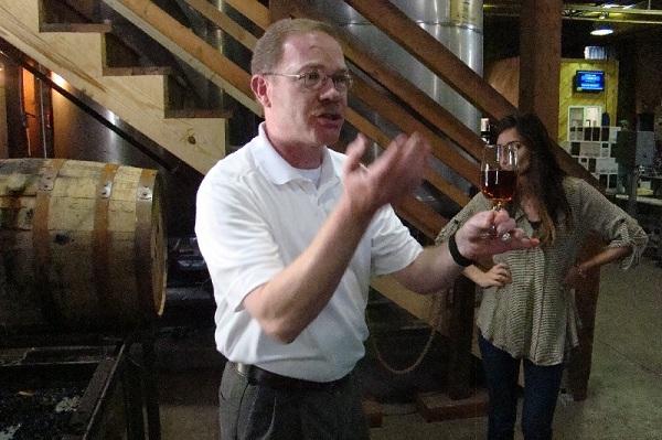 woodford reserve distiller