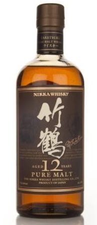 nikka taketsuru 12 year old pure malt whisky