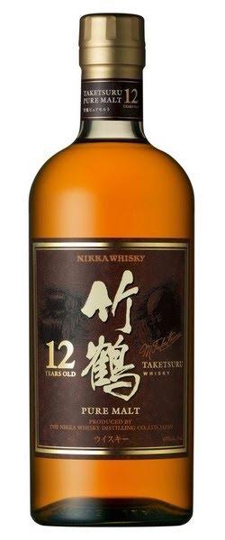 nikka taketsuru pure malt japanese whisky