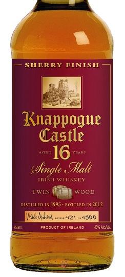 knappogue castle 16 year twin wood