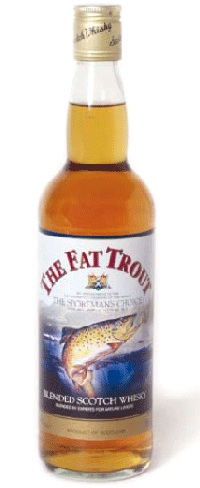 fat trout scotch whisky