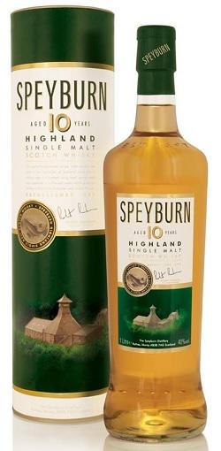 speyburn 10 scotch