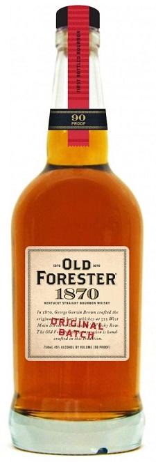 old forester 1870 original batch