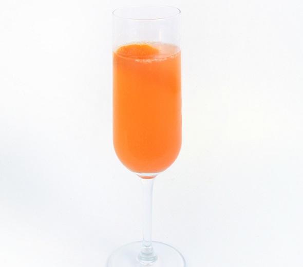 Mandarin Ribbon cocktail
