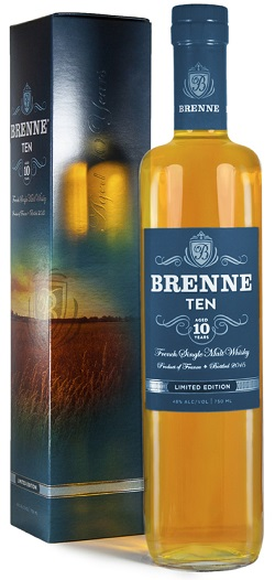 brenne ten whisky