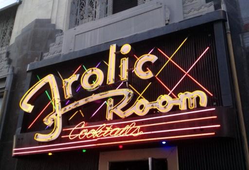 Photo: Frolic Room by Joe Wolf via Flickr