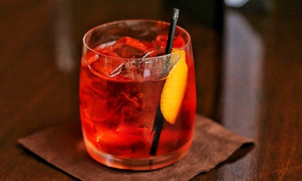 I Dare You to Ruin My Negroni