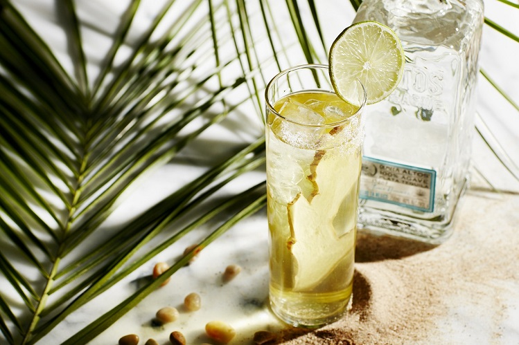 Arrandas Highball cocktai lrecipe