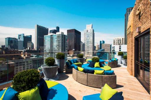 Cerise Rooftop, Chicago