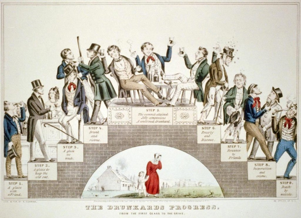 national repeal day lithograph