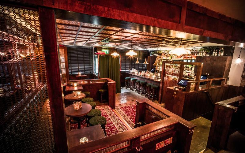 cocktail trading company london