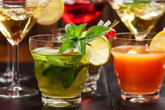 Several cocktails | Bevvy
