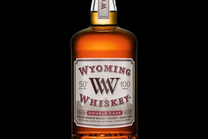 wyoming whiskey double cask sherry-finished bourbon
