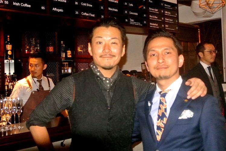 Shingo Gokan and Atushi Suzuki