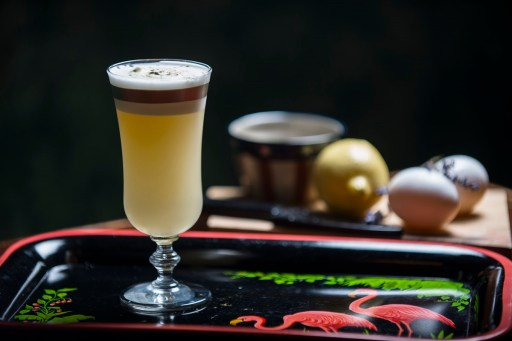 Friday Bevvy: The Collins Park Sour