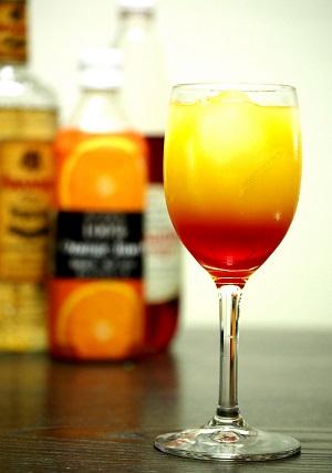 sun also sets cocktail recipe