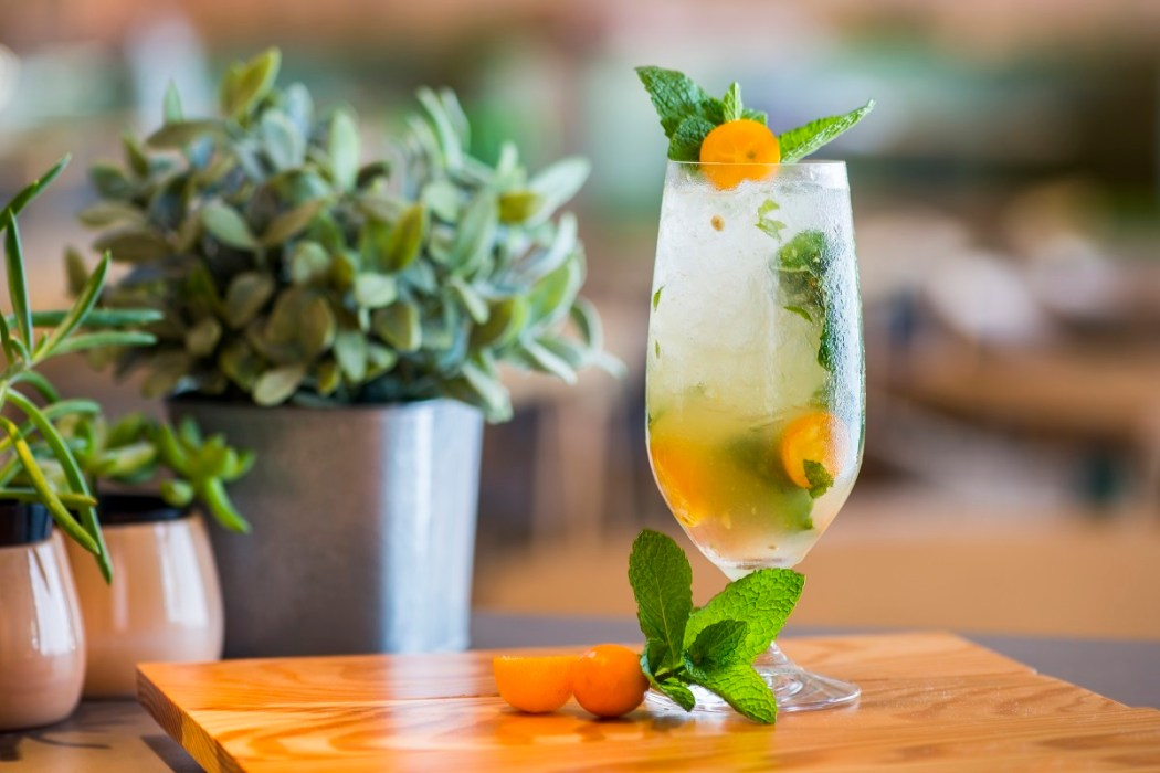 Kumquat Mojito recipe