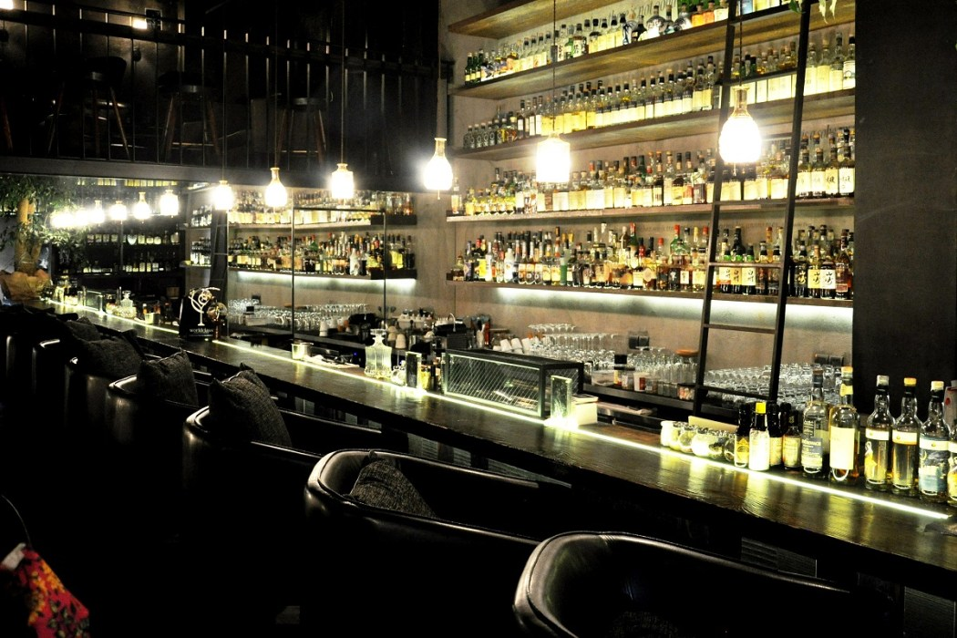 LAB Whisky Bar Shanghai
