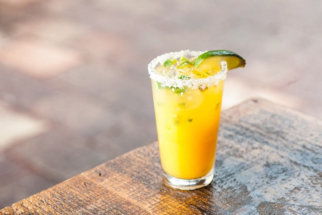 Refined Margarita