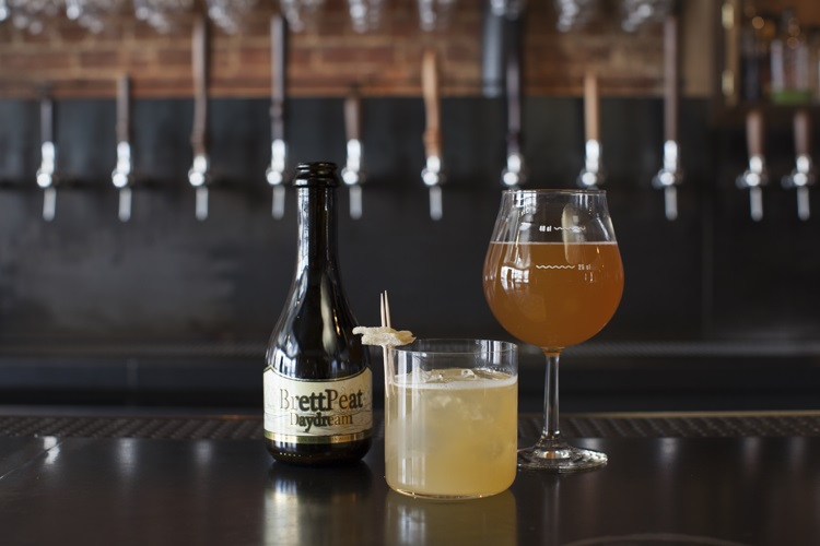 Penicillin and smoked beer
