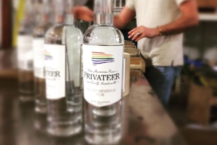 privateer rum distillery