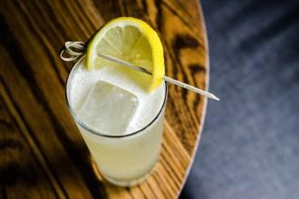 Peche-y Keen cocktail