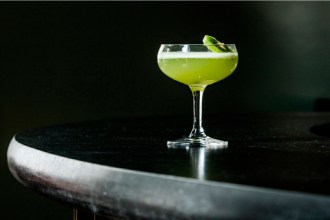 flash cocktail treasury bar