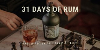 31 Days of Rum on Bevvy — presented by Diplomático