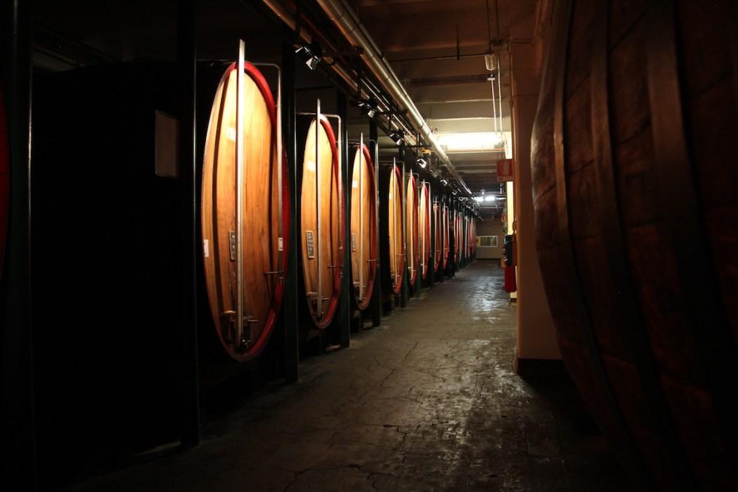 fernet branca barrels
