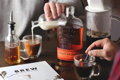 Start Your Morning with Bourbon-Spiked Kentucky Coffee