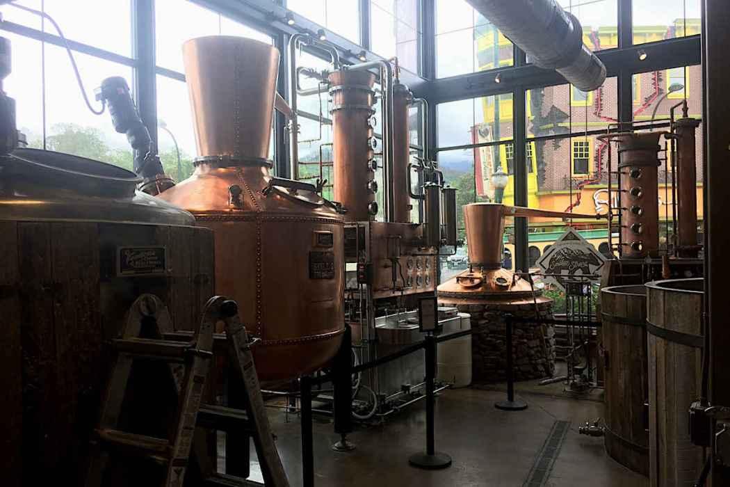 Sugarlands Distilling | Bevvy